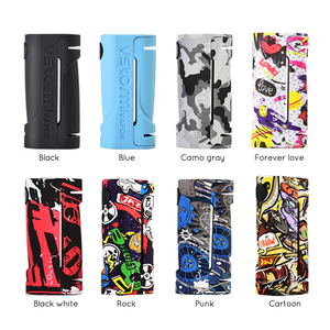 Image 5 - Electronic Cigarette Box Mod Vape Vapor Storm ECO Max 90W Graffiti Color Bypass Mode 510 Thread Without Battery Support RDA RDTA