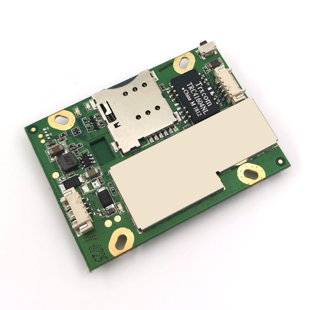 Module de came de Qualcomm M850 3G 4G/groupe de Module de surveillance de 3G 4G pour la carte SIM d'industrie de sécurité de caméra ip de Transmission sans fil de Wifi