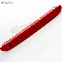MZORANGE Red Rear Led Third Stop Lamp Rear Additional Brake Light For VW Golf 6 Mk6