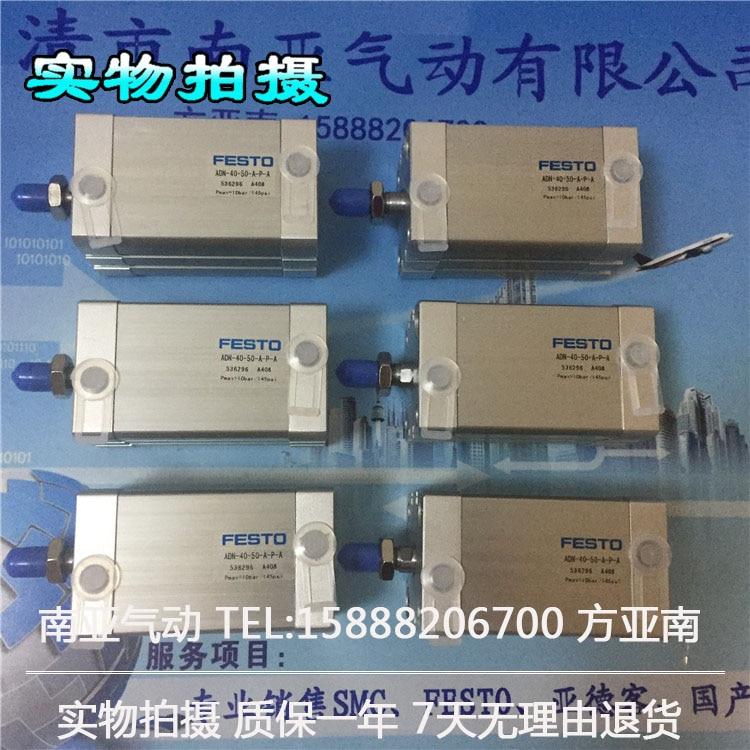ADN-40-50-A-P-A ADN-40-55-A-P-A ADN-40-60-A-P-A Compact cylinders Pneumatic components , ADN series adn 100 5 a p a adn 100 10 a p a adn 100 15 a p a compact cylinders pneumatic components adn series