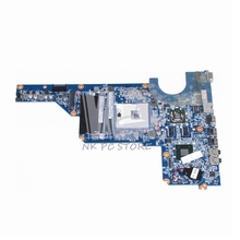 650199-001 636375-001 für hp pavilion g4 g6 g7 laptop mainboard hm65 ddr3 ati hd 6470 1 gb discrete graphics