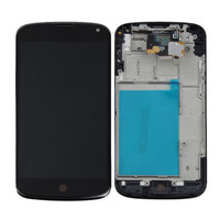 For LG Google Nexus 5 D820 D821 LCD With Touch Screen Digitizer Frame Assembly