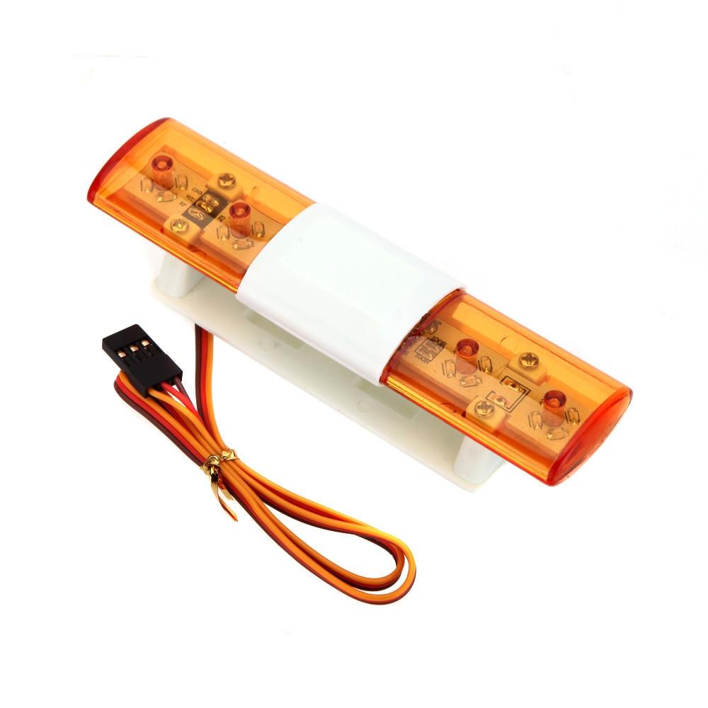 Многофункциональный Ультраяркий светодиодный светильник AX-501/лампа для HSP 1/10 1/8 RC Traxxas tiiya CC01 4WD axic SCX10 Model Car