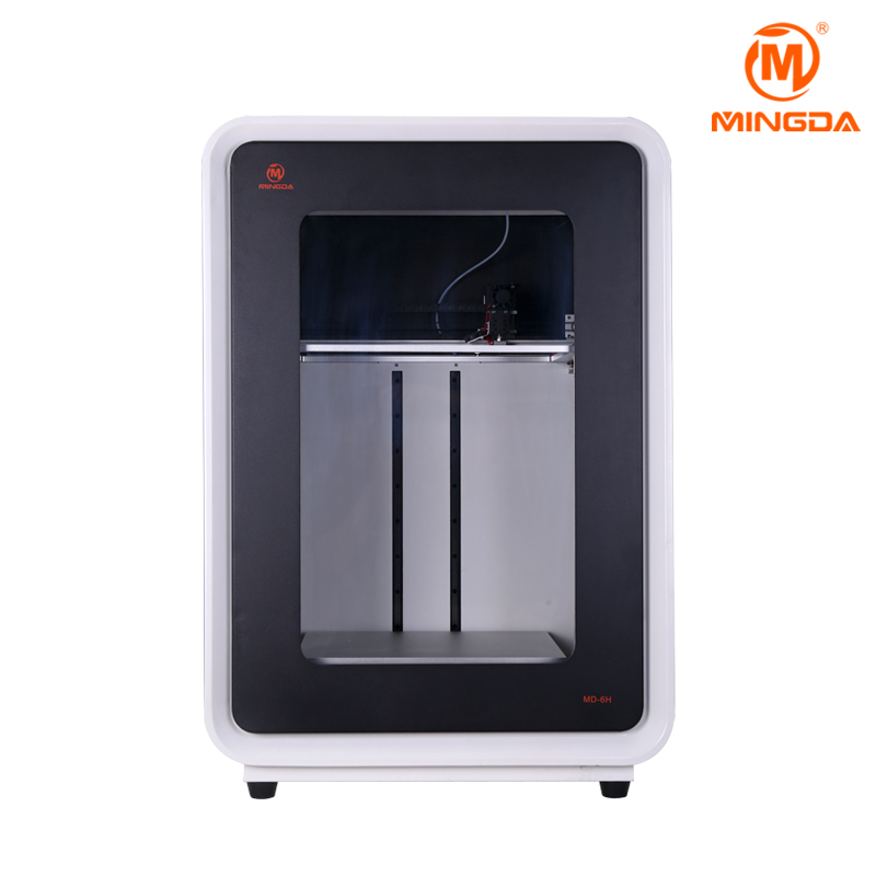 2018 China Shenzhen 3 Dimension Printing Machine 3D Printer with Large LCD Screen 5.0 inch