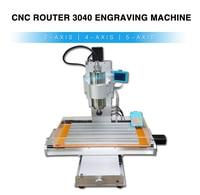 cnc router 3040 Column Type metal cnc engraving machine wood router 2200W cnc machine Drilling 5 axis cnc Milling Machine