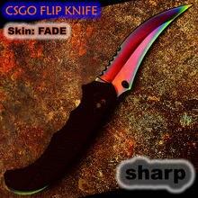 Stiletto Knife Fade   Unixpaint