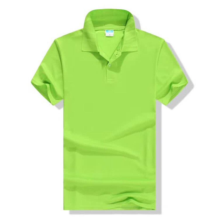 2019 New Men   Polo   Shirt Pure Color Cotton Short Sleeves   Polo   Shirt Summer Casual Sport Lapel   Polo   Tops Men Clothing 8 Colors
