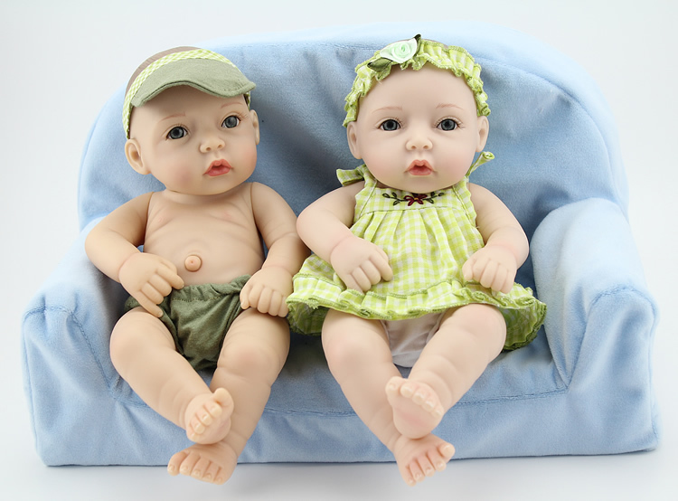 2015NEW wholesale minidoll realistic reborn baby soft real touch baby dolls fashion doll Birthday gift cute sweet baby new fashion design reborn toddler doll rooted hair soft silicone vinyl real gentle touch 28inches fashion gift for birthday