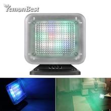 LED TV Simulator ปลอม TV Rotatable USB Powered Anti   burglar Home Security อุปกรณ์จับเวลาฟังก์ชั่นการสนับสนุน Dropship