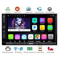 ATOTO A6 2Din Android автомобильный gps навигации стерео плеер/2 * Bluetooth/A6Y2721PB 2G + 32G/2A Быстрая зарядка/Indash мультимедийное радио/Wi Fi