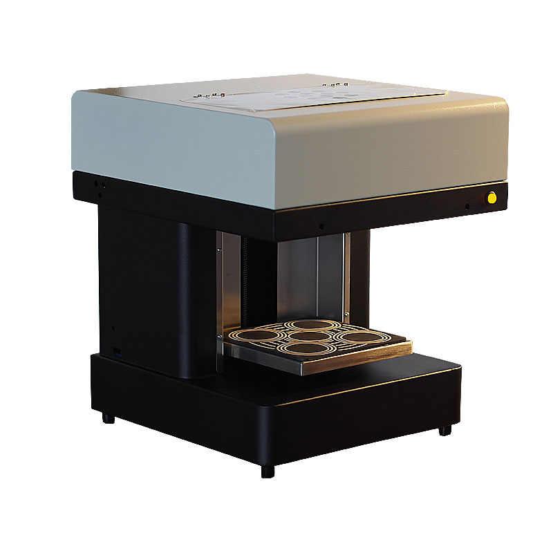 4 Cups Selfies Let S Coffee Printer Milktea Pizza Cake Macaroon