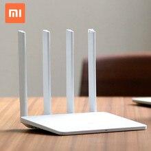 Xiao mi маршрутизатор 3g Портативный 3g 4g модем четыре Высокопроизводительные внешние антенны 1167 Мбит/с Xiaomi mi домашний Wi-Fi маршрутизатор 1 км