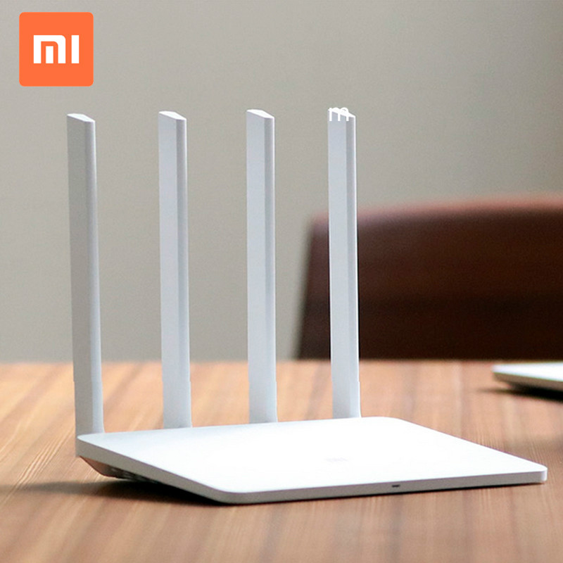 Xiaomi Router 3g Portable 3g 4g Modem Four High Performance External Antennas 1167mbps Xiaomi Mi Home WiFi Router 1km image