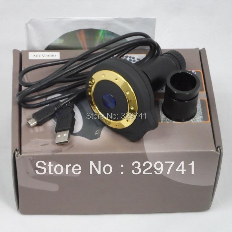 3.0MP USB Microscope Astronomical Telescope Digital Camera Eyepiece hy008 microscope telescope