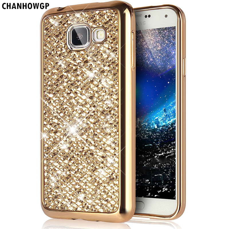 luxury glitter bling case for samsung galaxy a5 2016 a510 a510f a510fn a5 a500 a500f a500h a7 a3. Black Bedroom Furniture Sets. Home Design Ideas