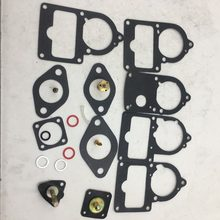 SherryBerg REPAIR GASKET KIT GASKET REPAIR KIT for Solex service gasket kit repair for VW Beetle 28/30/31/34 Pict Carburetor kit(China)