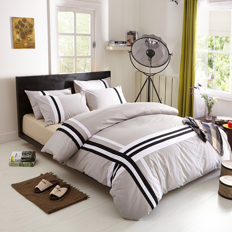 100 Cotton Adult Kids Bedding Set Fashion Casual Bedding