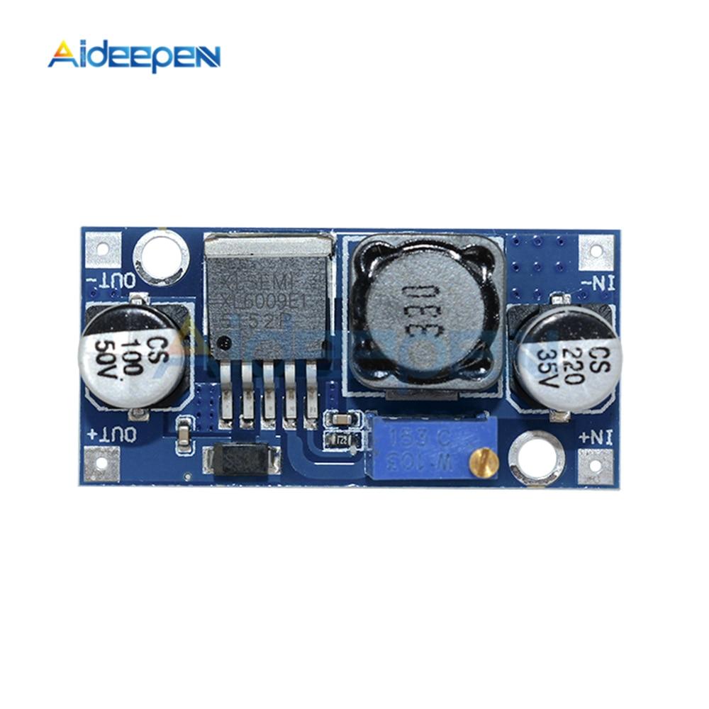 10 PCS DC-DC Adjustable Step-up Power Converter Module XL6009 Replace LM2577