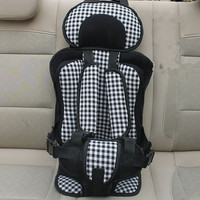Car Seat Cover Portable Child Safety Seat Baby Car Seat Baby Chair Seat Belt Safety Feeding