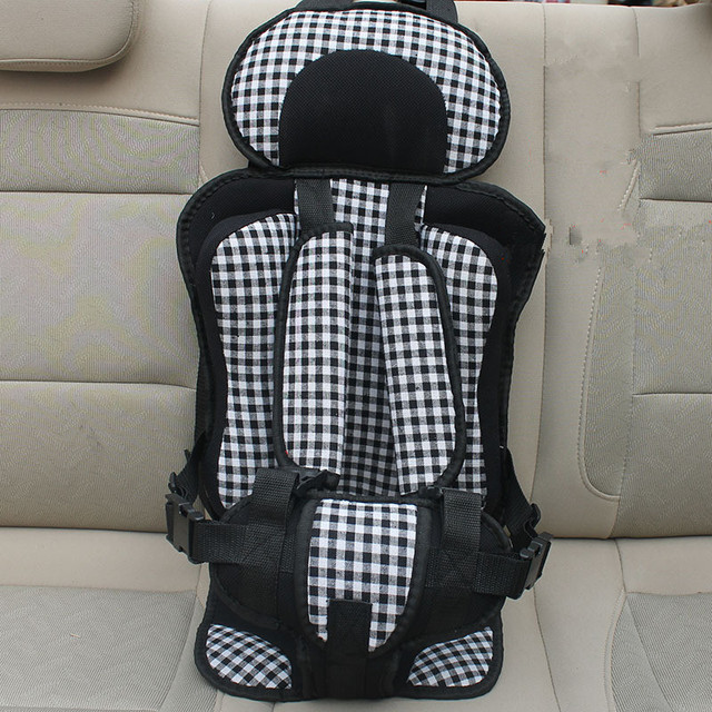 Car Seat Cover Portable Child Safety Seat Baby Car Seat Baby Chair Seat Belt Safety Feeding Dining Harness Belt Free Shipping