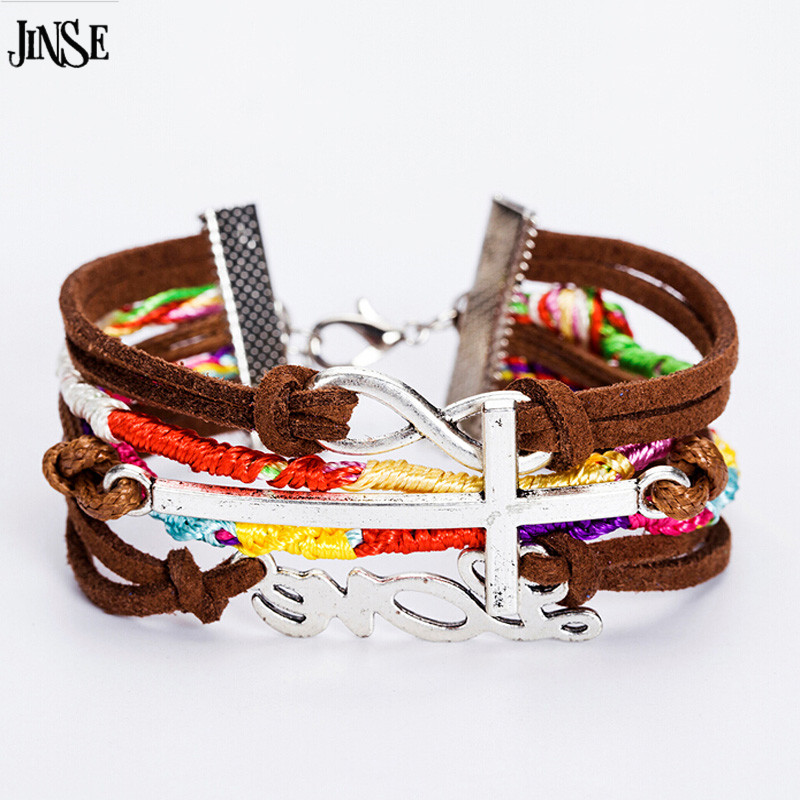 JINSE Vintage Multilayer...