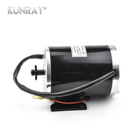 Electric DC Brushed Gear Motor 1000W 48V 36V MY1020 3000RPM 35.6A Reverse Electric Bicycle Scooter Tricycle Bike DIY Parts