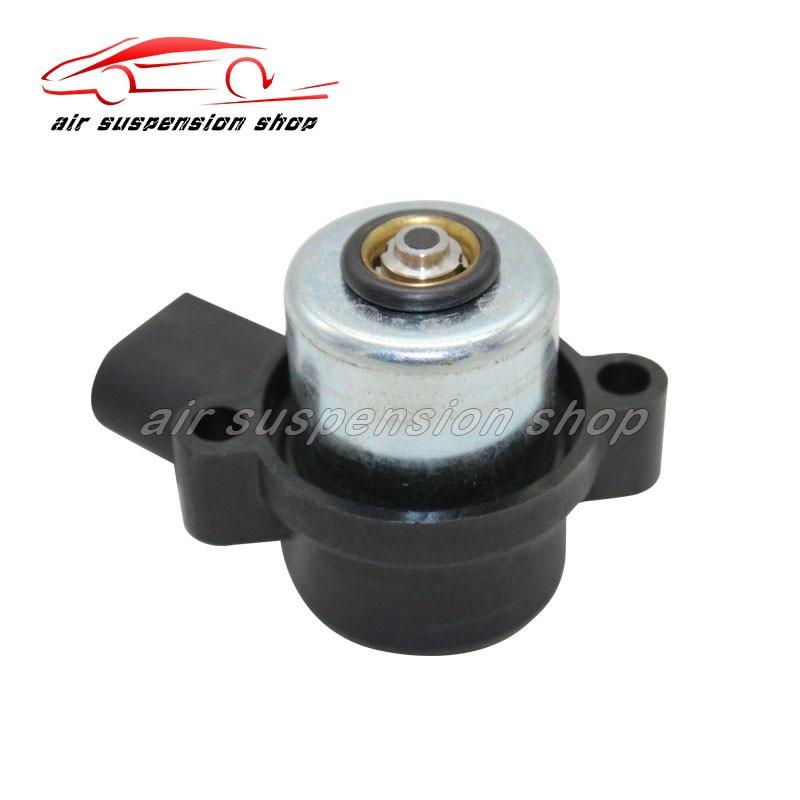 2203200104 Compressor de Ar Solenóide Válvula de Ventilação para Mercedes-Benz Classe W220 W211 S Wabco Bomba Acessórios Do Carro Azul