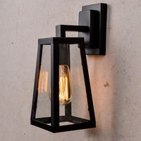 The light house attic stairs Outdoor Wall Lamp Retro creative industrial corridor lamp bedside lamp GY158