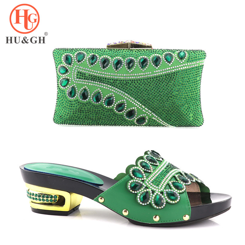 A Mujeres Bombas Rayol Altos Bolsa Las Conjuntos Tacones azul Verde Los Color Juego rojo De Boda Italiano Y amarillo Negro Zapato Moda verde Zapatos O7AOSw6