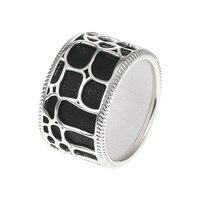 кремо кольца из рима для женщин 925 пробы серебряное кольцо кожа реверсивный элегантный модные украшения бижутерии роковой ювелирные bague ювелирные изделия