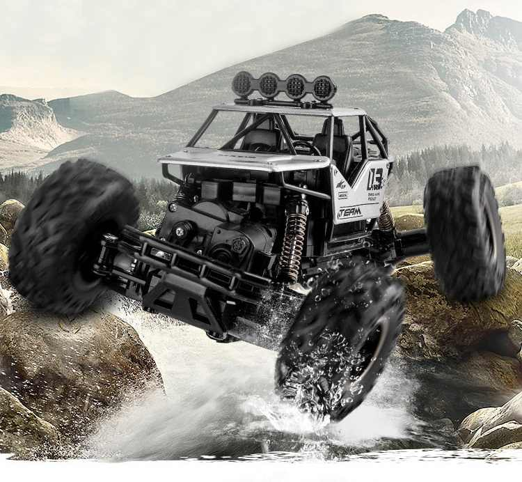 1/12 4WD RC מכוניות במהירות גבוהה משאיות מחוץ לכביש רכב כפול מנועים כונן ביגפוט מכונית צעצועים באגי צעצועי ילד