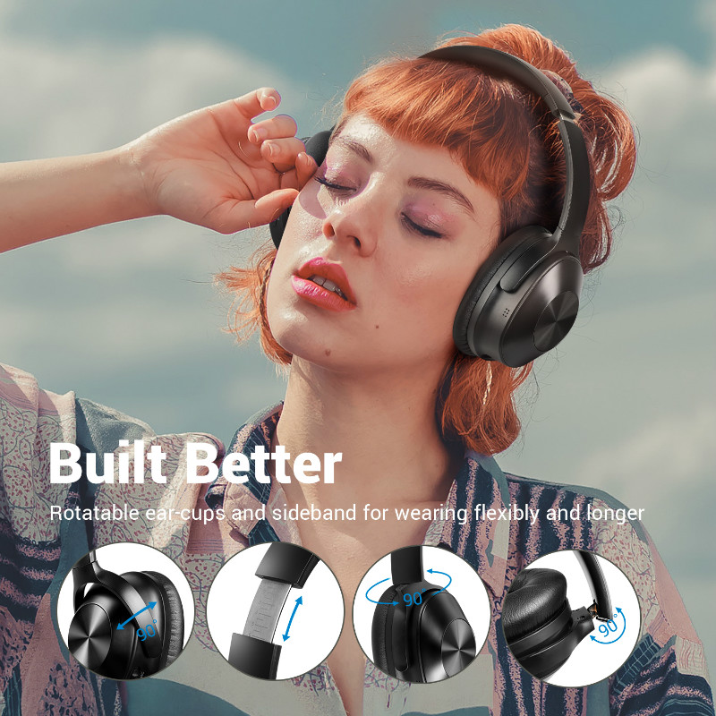 Noise Aktif Bluetooth Cancelling 4