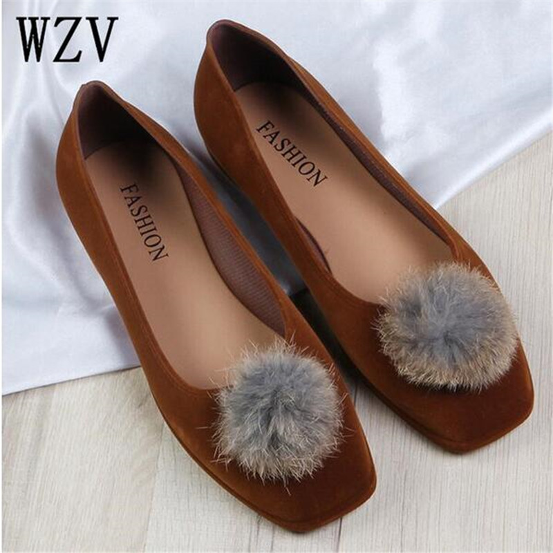 Wegogo Shoes Women Flats Candy Color Woman Loafers Spring Autumn Flat Shoes Women Zapatos Mujer Summer Shoes B40 beyarne new spring and summer women flats shoes women pafty shoes candy color shoes have size 35 41 free shipping