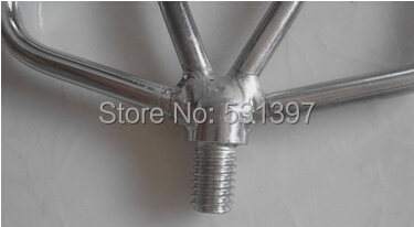 Top quality four Tines fishing gaffTop quality four Tines fishing gaff