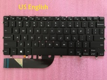 Laptop Keyboard for DELL I 3135 3137 3138 7547 7548 MP-14A63USJ920 NSK-LS0BQ 01 0DKDXH US English 0G 05VY7J UK United Kingdom(China)