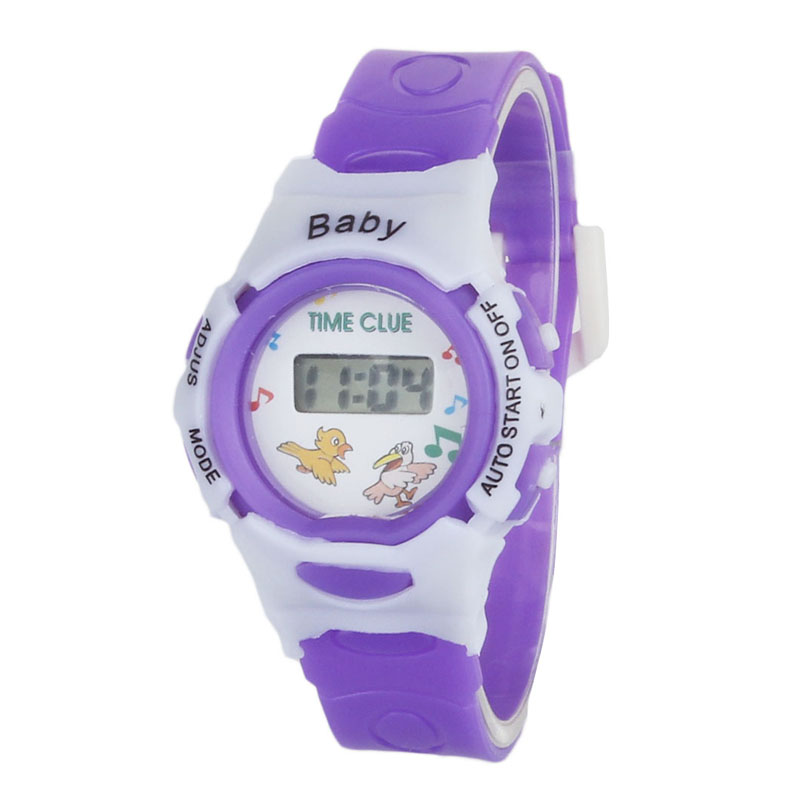 Waterproof Children Boy Multifunction Boy Digital Led Sports Waterproof Wrist Watch Kids Alarm Date Electronic Watch Gift #W