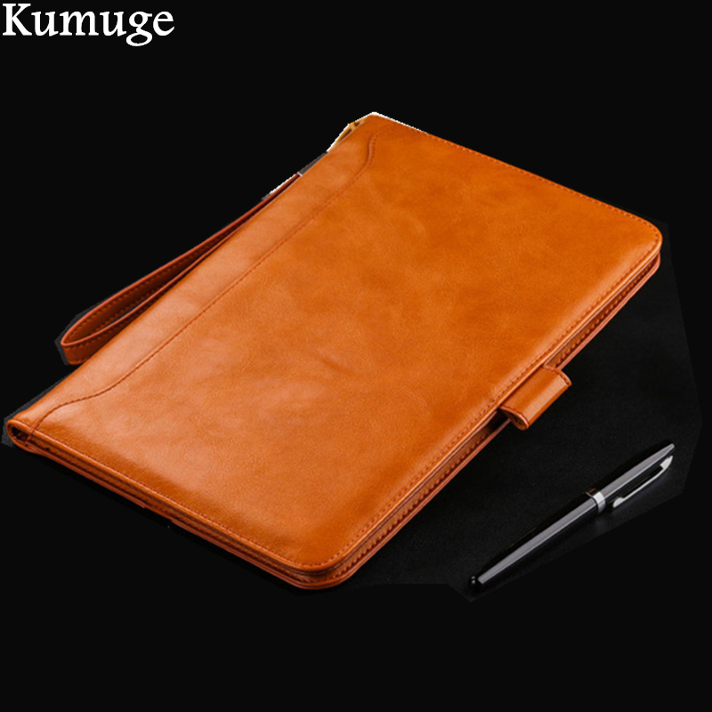 For iPad Air 2 /1 Case PU Leather Retro Luxury Tablet Full Body Protective Stand Cover for iPad 5/6 9.7 inch Shockproof Case flip left and right stand pu leather case cover for blu vivo air