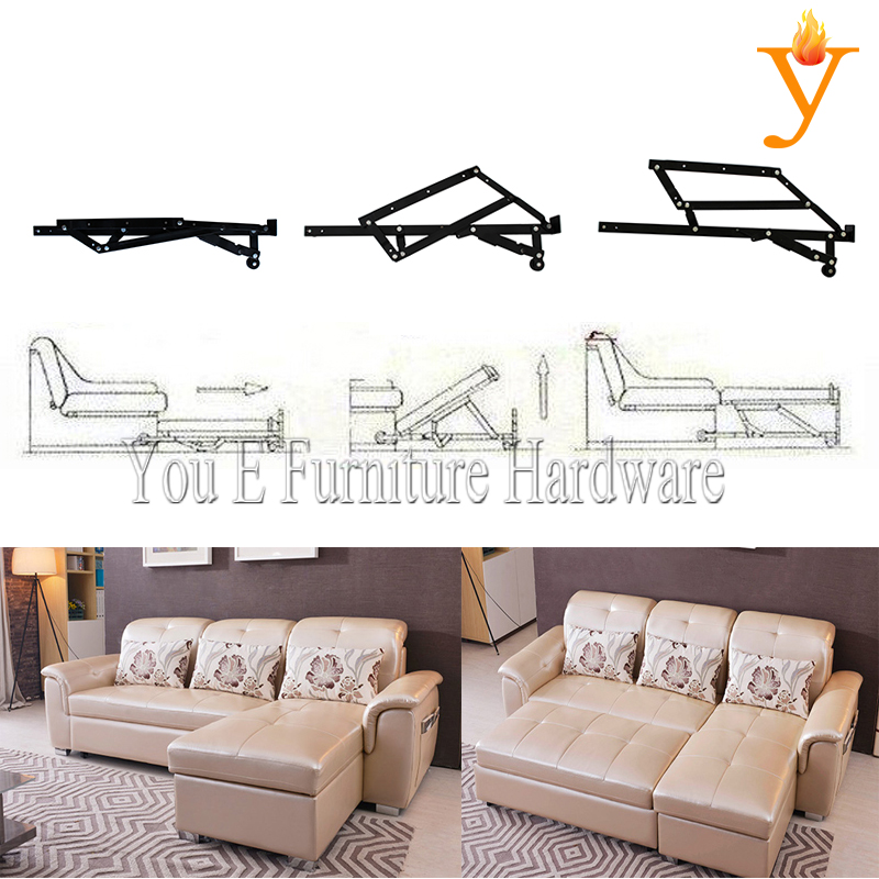 Aliexpresscom Buy Extensible Sofa Bed Mechanism Hinge D13 from