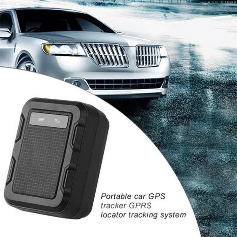 Portable Mini GX801 Vehicle Car Magnetic GPS Real Time Tracker Locator Tracking Monitoring Devices Auto Personal Alarm