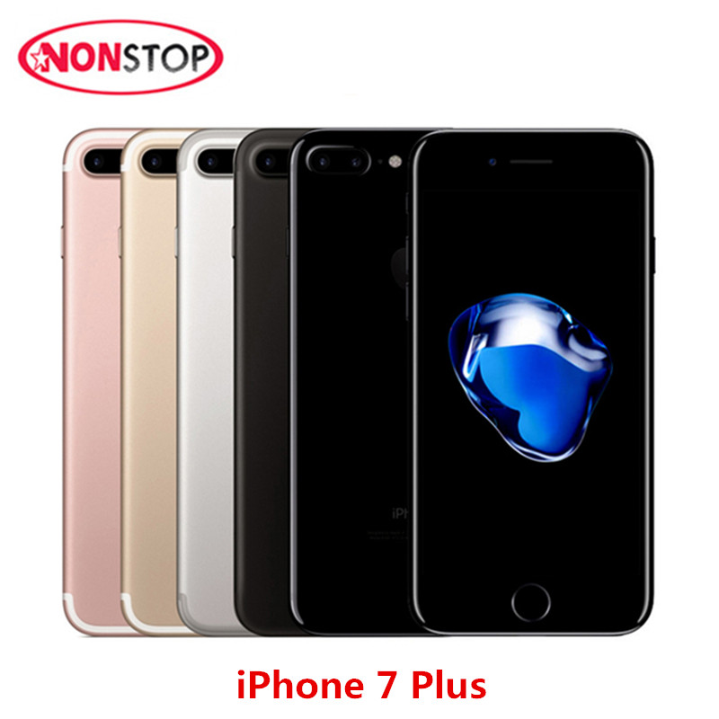 Apple iPhone 7 Plus Mobile Phone 3GB RAM 32GB/128GB/256GB ROM IOS 5.5'' Cell Phone