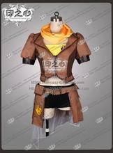 Venta caliente nuevo anime rwby yang xiao long cosplay costume party dress envío gratis