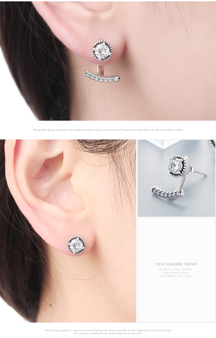 c73c93d04 Detail Feedback Questions about WOSTU Real 925 Sterling Silver Round ...