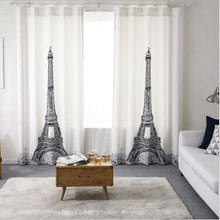 paris bedroom curtains and free shipping on aliexpress