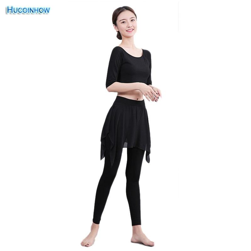 Gym Fitness Set Large Size Gym Cotton Sport Yoga Suit Shirt Pants Tracksuit Yoga Set Body Dance Clothing Woman Sportswear body gym usm 012