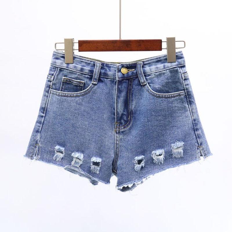 Online Get Cheap High Waisted Denim Cutoff Shorts -Aliexpress.com ...