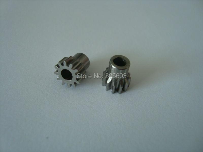 Новый продукт 0.5 Плесень цилиндрическое зубчатое колесо с 12 зубы D образный вырез для станков с чпу 10 шт. в упаковке
