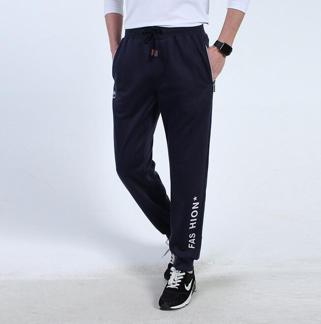 Men Outdoor Long Pants Male New 2018 Knitted Cogo Pant Sweatpants Sports Climbing Hiking Riding SPring Summer Autumn Trousers
