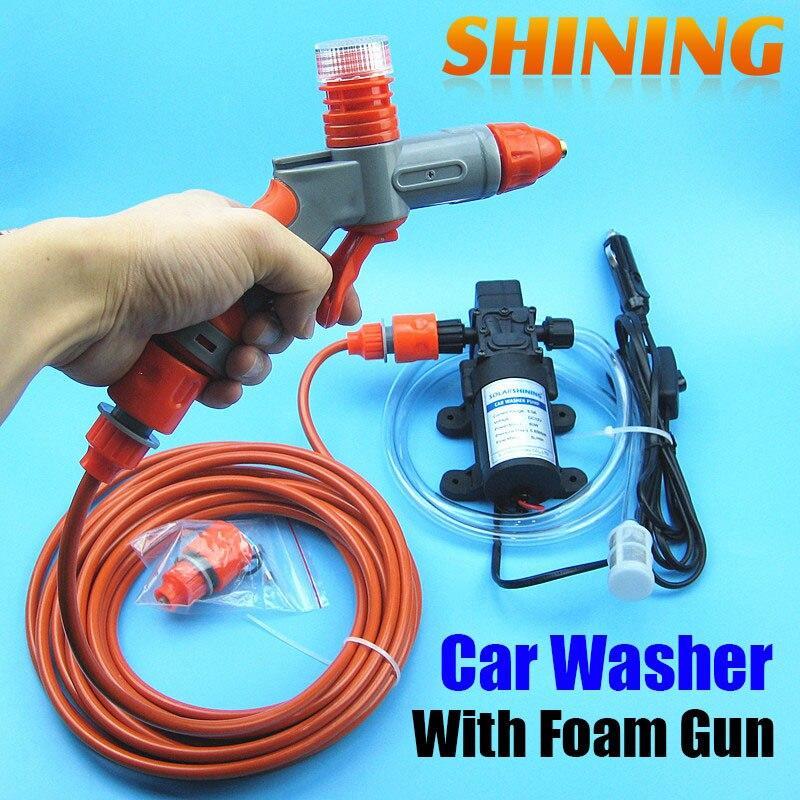 Pressure Washer Reviews >> Factory Direct 12V Car Wash Washing Device Car Washing Washer Machine Cleaning Pump High ...