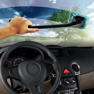 Image 1 - Brosse de nettoyage pour pare brise de voiture, accessoires pour dacia duster, mercedes w203, volvo xc60, renault megane, peugeot 508, renault