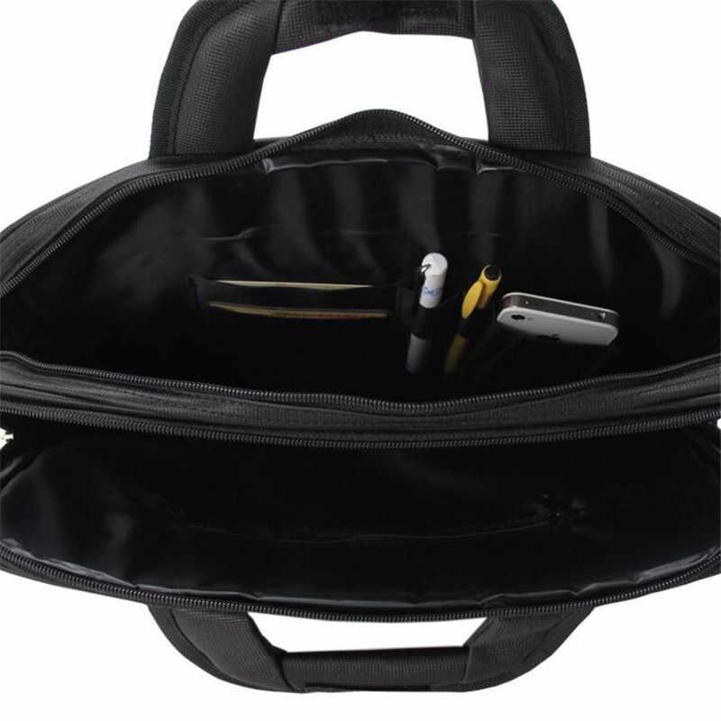 Yajie الرجال سعة كبيرة حقائب الرجال واحد الكتف حقيبة 15.6 بوصة محمول حقيبة الأعمال عارضة حقيبة سفر حقيبة Y233